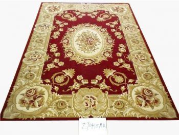 Chinese traditional silk rugs