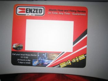 Advertising mouse mat-Photo mouse pad