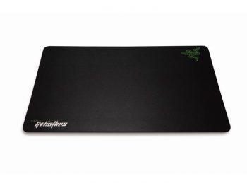 logo gaming mouse pad