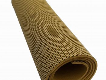 Eco-friendly sports anti slip yoga mat