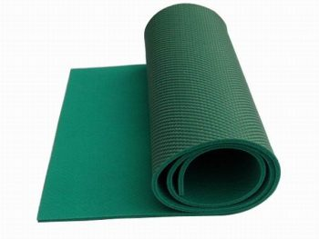 High quality natural rubber foam yoga mat