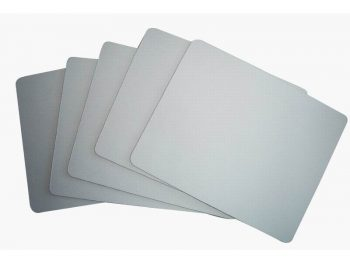 Blank mouse pad material for sublimation printing