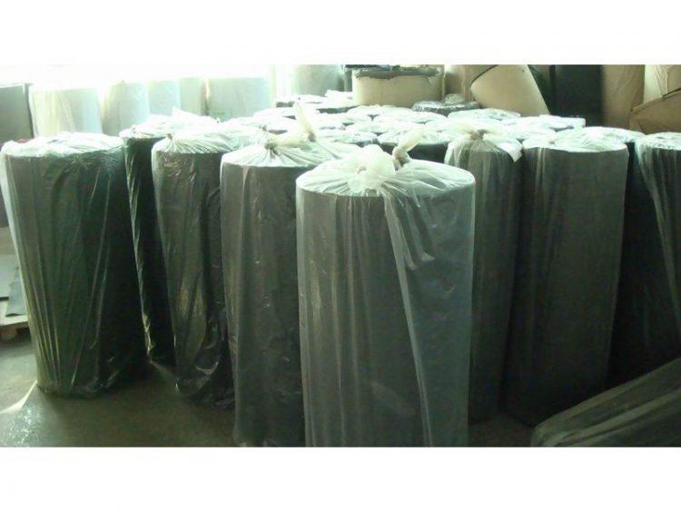 Neoprene rubber SBR roll