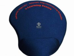 Advertising promotion gel mouse pad