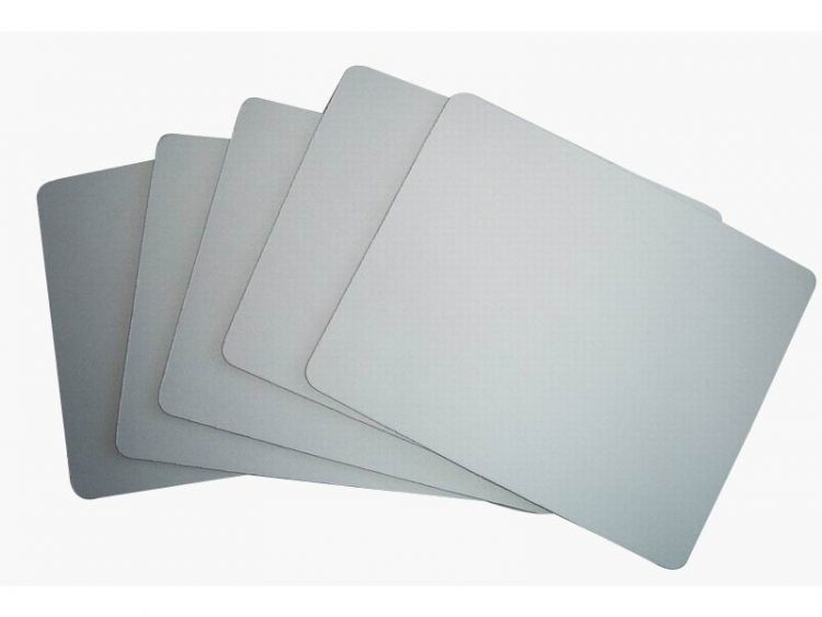 Dye sublimation blank mouse pad