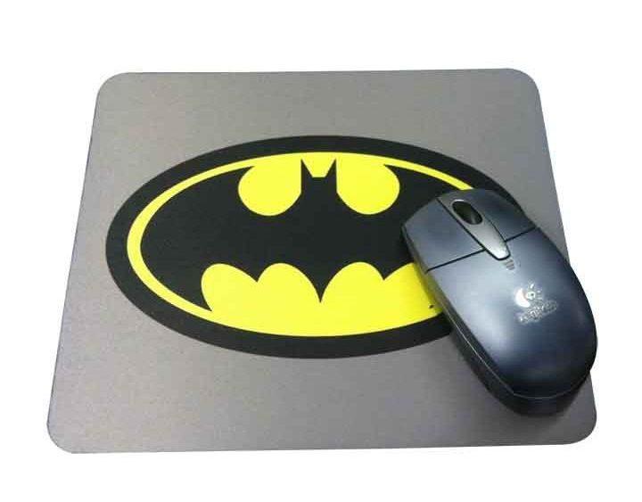 Custom printed mouse pads