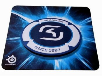 Rubber based mouse pad