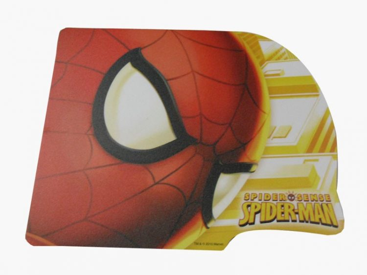 Custom printed mouse pads