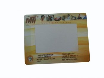Photo mouse pads promotional