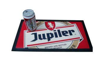 Rubber bar runner