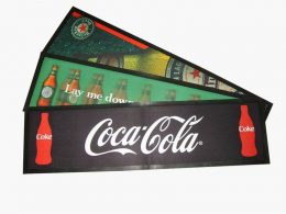 OEM logo bar runner