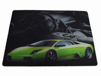 Personalized Photo Rubber Mouse Pad For Promotional Gift, Non Slip