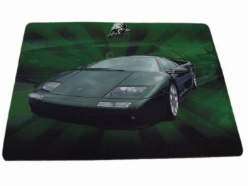 Advertising Non Toxic Rubber Mouse Pad, Cloth Mouse Mats for Computer