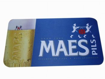 Eco-Friendly Cloth Rubber Bar Runner, Promotional Bar Counter Mat