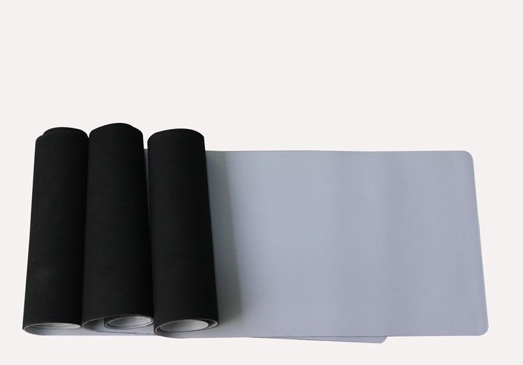 Natural White Sublimation Print Mouse Pad Roll For Pads Material