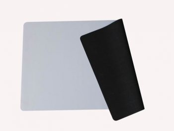 Natural Foam Rubber Mouse Pad Roll with adhesive / Custom Made Shapes
