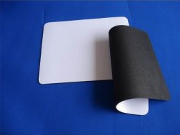 Blank Clothes Materials Rubber Mouse Pad Roll / Bulk Mouse Pad