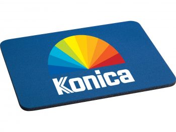 Non-Skid Promotional Mouse Pads With Natural Rubber Foam Base