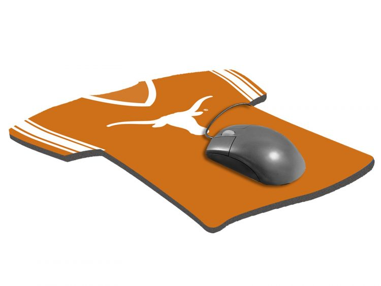 Advertising Promotional Mouse Pads With Non Toxic Rubber Base