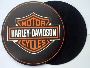 Promotional Fabric Round Mouse Pad, Sublimation Rubber Mouse Mat