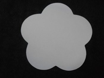 White Blank Mouse Pad Roll Customized With High-Technic Printing