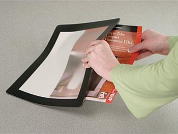 Rubber Insert Counter Mats With Customized Printing, Window Counter Mats