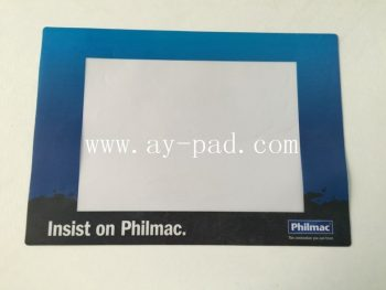 Hard Rubber Pads Pvc, Promotional Counter Mat, Photo Insert Pad Rubber Counter Mat