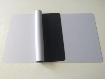 Blank / Plain White Gaming Playmat