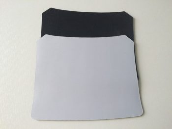 China Manufacture Natural Rubber Mouse Pad Material, White Plain Polyester Sublimation Mouse Pad Roll