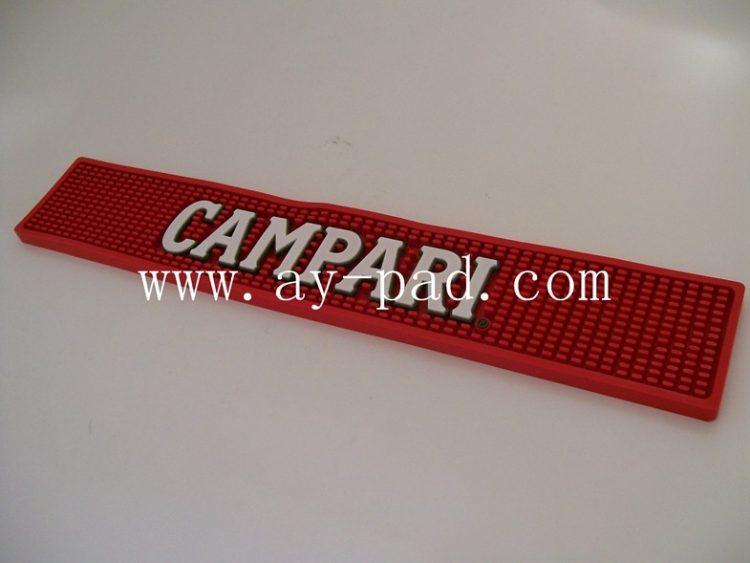 Anti-slip Long Light PVC Comfort Club Bar Runner Mat