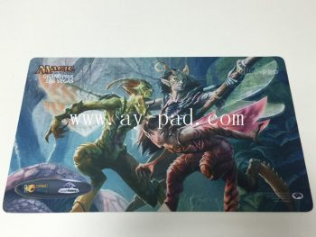 Whole-sale Customed Printing Rubber Playmat, Gaming Mouse Pad High Quality