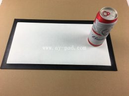 AY Non Woven Fabric Nitrile Rubber Blank Bar Mat for Sublimation