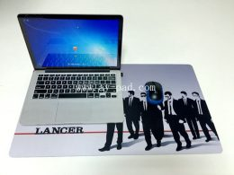 2017 custom gaming mouse pad promotional neoprene gaming mouse pad