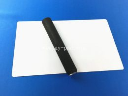 AY non slip neoprene card game play mat blank sublimation mouse pad