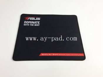 AY OEM Custom Rubber Printed 3d Anime Ass Mouse Pad Material Factory
