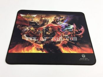 AY Anti Slip Bulk Rubber Custom Neoprene Game Mouse Pad Roll Material