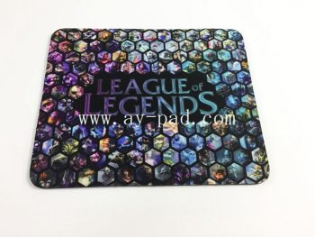 Sex Beauty League Of Legends Mouse Pad Custom Playmat For Promotion