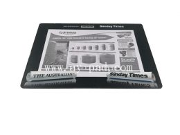 AY Full Design A2 A3 A4  Desk Window Photo Insert Mouse Pad