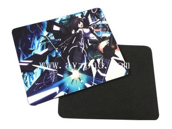 AY Sublimation Thermal Transfer Custom Cloth Rubber Open Sexy Girl Photo Mouse Pad