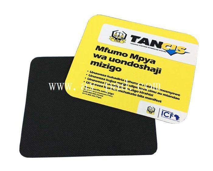 AY Custom Design Printing Office Mouse Pad